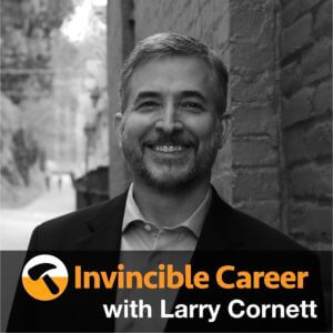 Invincible Career podcast cover art